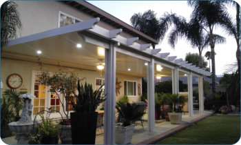 Payless Patio Covers Alumawood Aluminum Patio Cover Do It